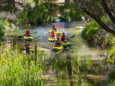 Campamento verano multiaventura Cuenca