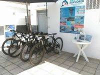 租用电动自行车租用我们与世界自行车知道