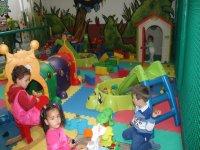 Entrada a Parque infantil multiaventura Logroño