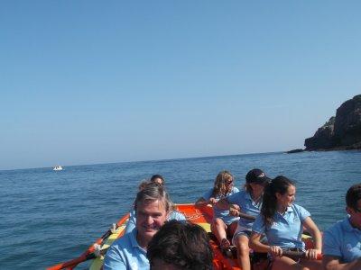 Ruta canoa Vizcaya y entrada a museo del Faro