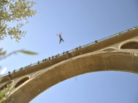 Bungee Jumping in Alicante + Free Video. 30 metres