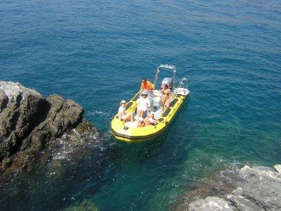 Alquiler de barcos Costa Tropical