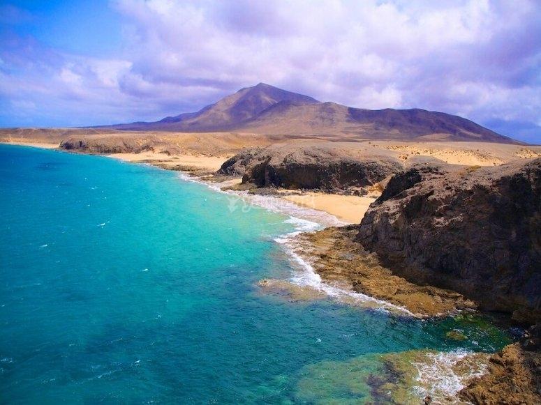 Playa de los Papagayos