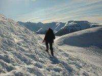Ruta raquetas de nieve Sierra de Béjar 4h