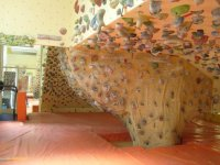 90 session of introduction to bouldering