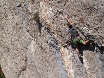 攀岩完善课程,5个小时