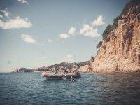 Inmersion desde barco