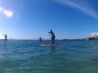 Travesía de Stand Up Paddle por Playa Blanca