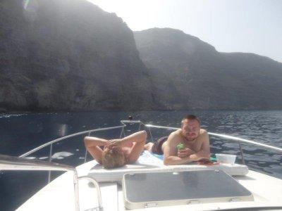 Inmersión Tenerife día completo 2-3 horas