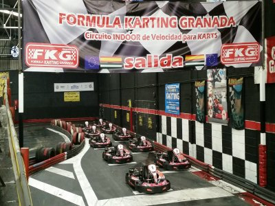 Campionato di Karting Bachelor Party