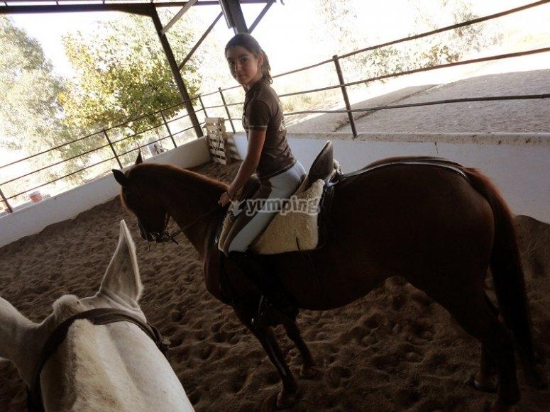 San Benito的骑马课程