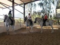 Horse riding lessons in Badajoz 75 minutes