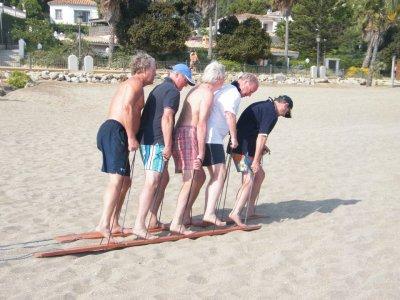 Olimpiada multiactividad para despedidas Marbella