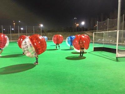 La Burbuja del Fútbol Team Building