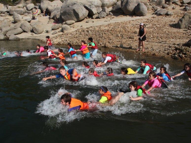 Gara per nuotatori