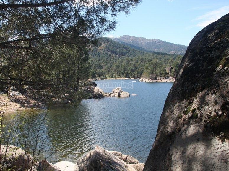 Gredos的营地环境