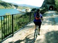 Alquiler de bicicletas Vía Verde desde Valderrobres