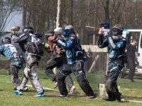 Paintball for all ages in Sanchonuño (Segovia)