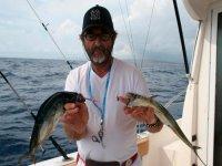 令人印象深刻的Presas不同类型的捕鱼