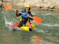 El rosco rafting