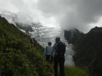 Paisajes de los Alpes