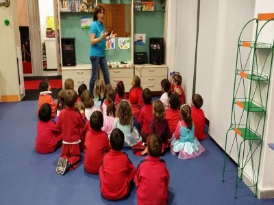Taller de ciencia infantil Madrid