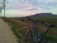 我们地区的山地自行车之旅