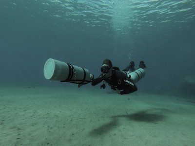 Diving course in Lanzarote Sidemount