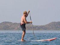 桨冲浪初学者