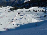 这是Portainé雪地公园的一部分
