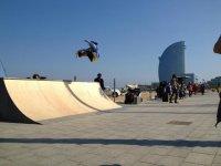 Practica skate con nosotros