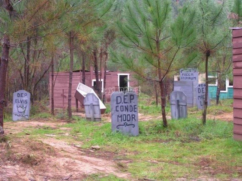 Cementerio Paintball