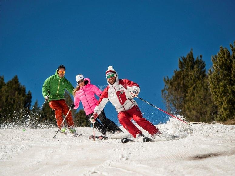lo sci di fondo in Andorra