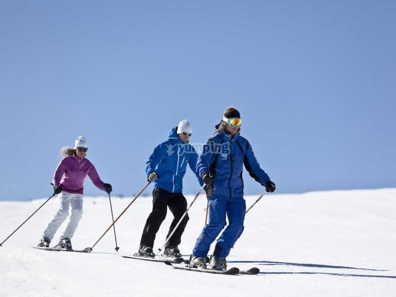 lo sci di fondo a Grandvalira Andorra