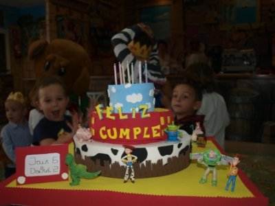 Birthday party for kids at Zaragoza, 3h