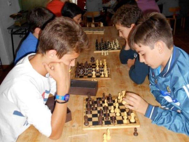 国际象棋锦标赛
