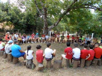Farm School Constantina, Spring, 2 days