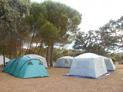 Sierra Norte 多冒险营地 15 天