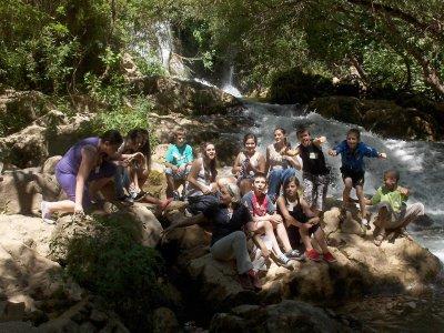 English + adventure camp, 14 days, Sierra Norte