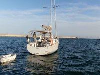 Attraversando il Mediterraneo a bordo della barca a vela