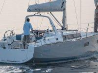 Assunzione del controllo della barca a vela