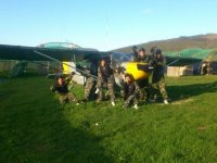 Paintball in Pamplona