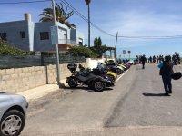 Concentración de rykers en Castellón