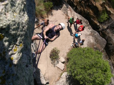 Induction Climbing Course Madrid 9 Hours