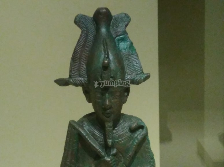 Estatua de Osiris