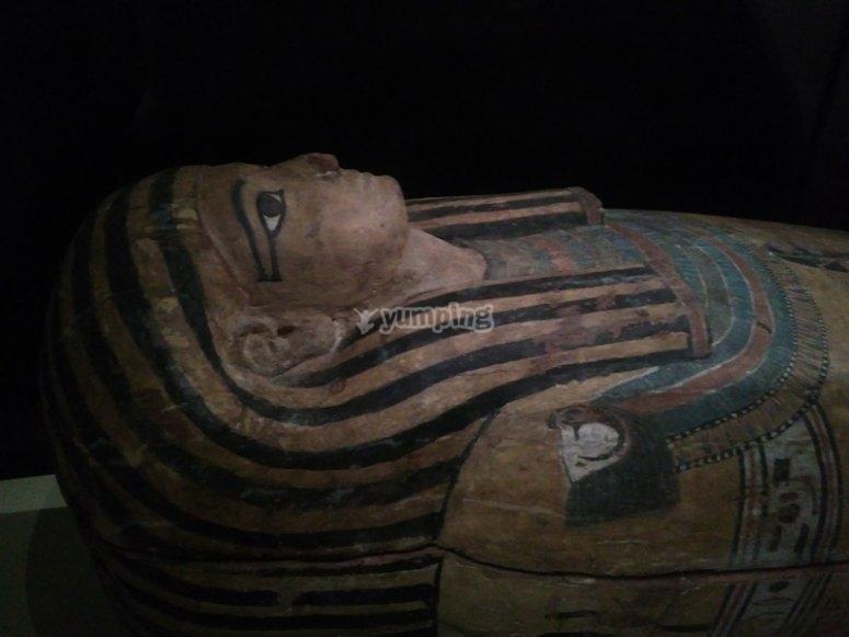 Egiptian tomb