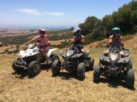 Ruta en quad por Parque Natural del Estrecho