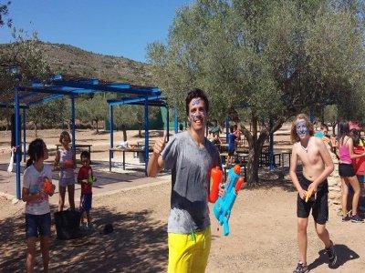 Campamento inglés Alicante act. acuáticas 14 días