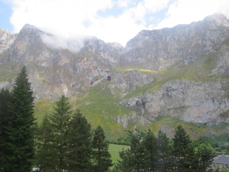 Telefericos de Picos de Europa