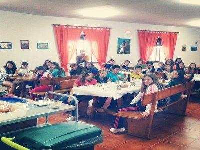 Campamento de inglés Semana Santa Cuenca
